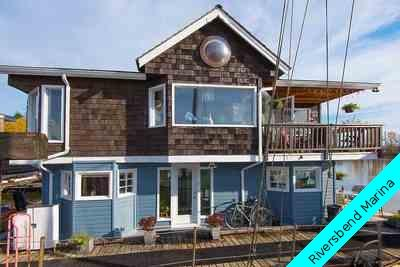 Hamilton RI Float Home for sale: Riversbend Marina 3 bedroom 1,352 sq.ft. (Listed 2018-11-15)