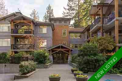 Capilano NV Condo for sale: Capilano ridge 2 bedroom  Stainless Steel Appliances, Granite Countertop, Tile Backsplash, Hardwood Floors 1,172 sq.ft. (Listed 2019-11-08)
